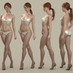 Vivienne for Genesis 3 & 8 Female(s)