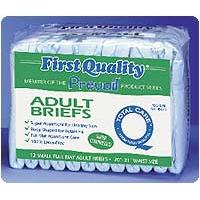 First Quality Adult Briefs
