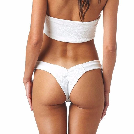 Montce Swim Blanc Uno Bottom