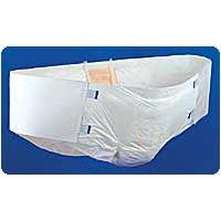 Tranquility Principle Bariatric Disposable Briefs