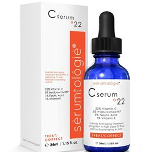 Vitamin C serum 22 by serumtologie Anti Aging