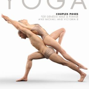 YOGA Couples Poses for Male(s) and Female(s)