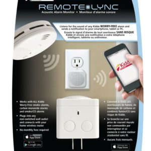 Kidde Acoustic Alarm Monitor